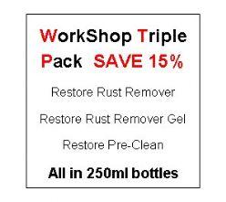 WorkShop Triple Pack